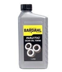 Bardahl Nautic Gear Oil 75W90 1ltr