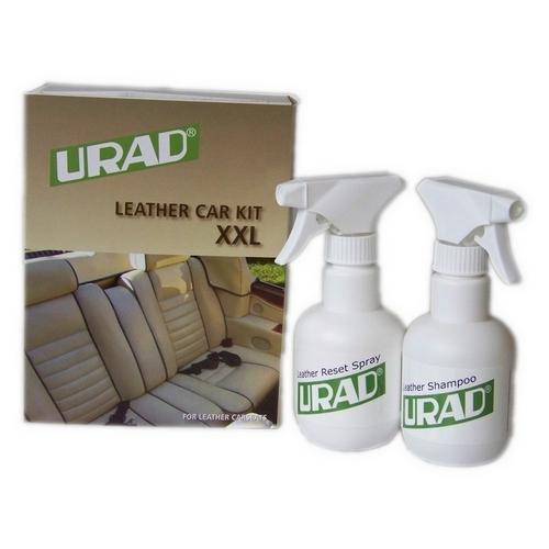 Urad Combikit XXL voor onderhoud leren autostoelen