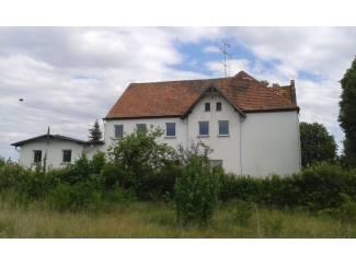 Huis te Koop in Sachsen-Anhalt / Jessen.