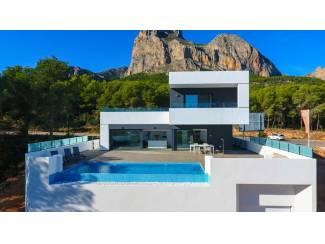 Prachtige villa in Polop de la Marina