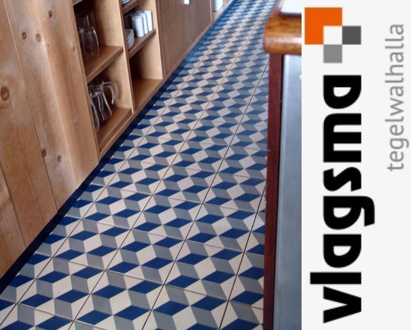 Portugese Tegels Kopen : Blauwe portugese vloertegels vives guell cm kopen tegels