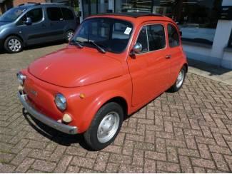 Belgische Fiat 500 Oldtimer