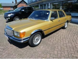 Mercedes W116 280 SE LPG Oldtimer