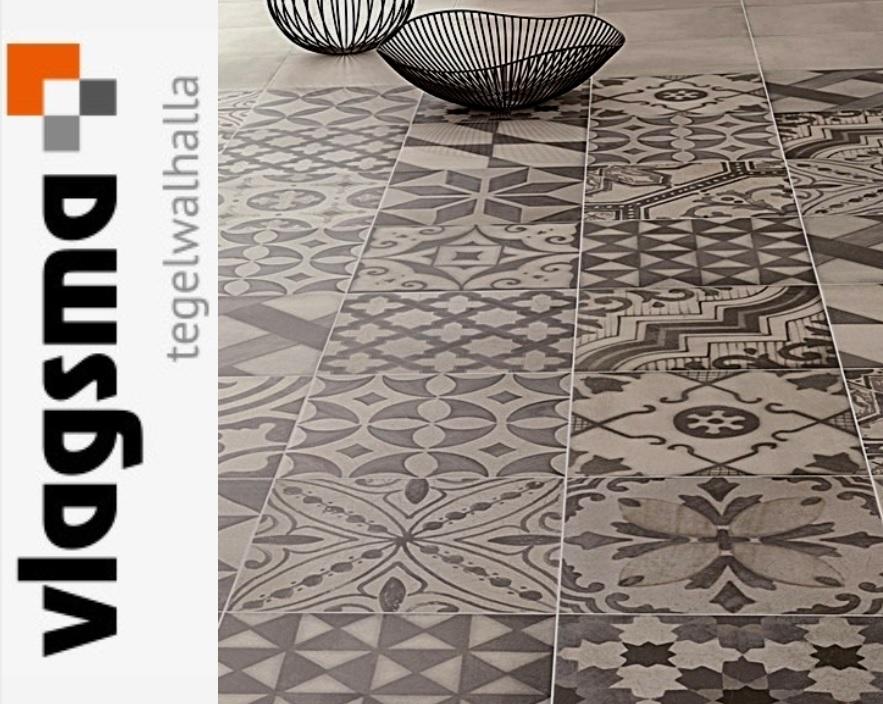 Portugese Tegels Kopen : Grijze portugese tegels cm tradition mix kopen tegels
