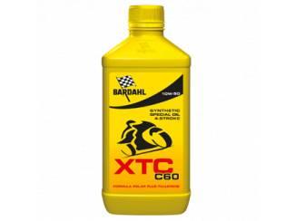 Bardahl XTC C60 10W50 Moto