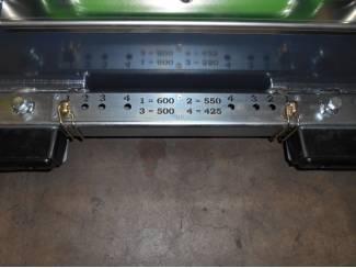 Te huur elektrokarren voor buisrailmaat 42.5/ 50 / 55/ 60 cm