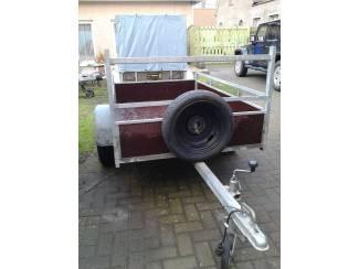 Aanhangwagen Roca