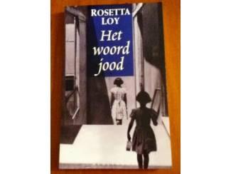 Het woord jood - Rosetta Loy