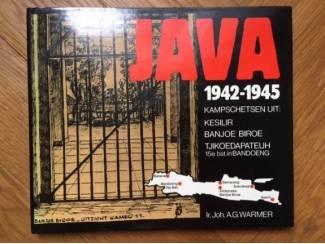 Java 1942-1945 - Kampschetsen - A.G. Warmer