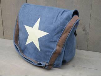 Postmen messenger tas met ster