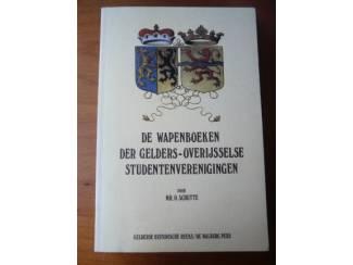 De wapenboeken der Gelders-Overijsselse studentenverenigingen - M