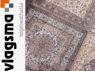 Oosterse Tegels Kilim Vloertegels 60x60 Keramische Tapijtjes