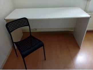 bureau, stoel