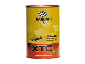 Bardahl XTC C60 5W40 AUTO