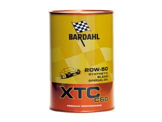 Bardahl XTC C60 20W50 AUTO