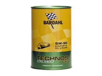 Bardahl TECHNOS C60 5W30 EXCEED