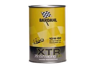 Bardahl XTR 39.67 RACING C60 10W60