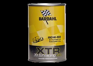 Bardahl XTR 39.67 RACING C60 20W60