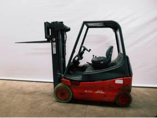 Elektrische Heftruck Linde E 20-01 Freelift