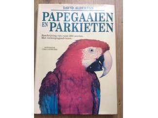 Papegaaien en parkieten - David Alderton