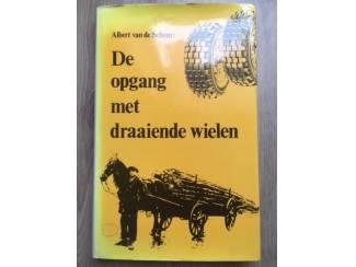 De opgang met draaiende wielen - Albert van de Scheur