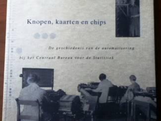 Knopen, kaarten en chips (Gesch. automatisering CBS)