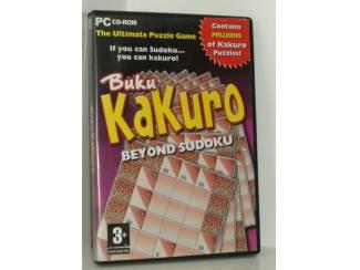 KAKURO PC GAME & XPLOSIV PC GAME Origineel NIEUW