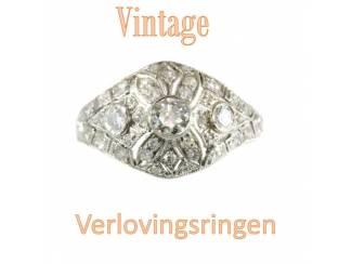 Vintage Verlovingsringen aan lage prijzen? Bij adin in Antwerpen