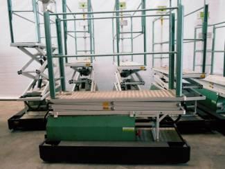 B&S elektro buisrailwagens dubbel hydraulisch