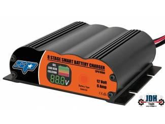 8 Staps 6A 12V Smart Lader SP61080