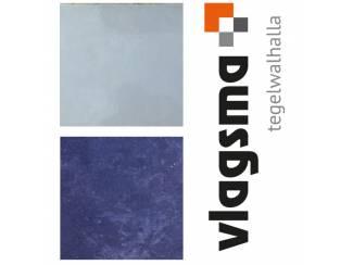 Lichtblauwe en Donkerblauwe Wandtegels 20x25 cm ? 11,95