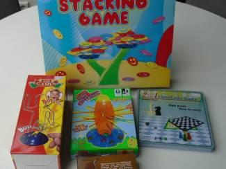 SPELLEN BOX VOOR ELK WAT WILS FAMILY GAME SET Nieuw