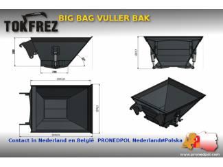Big bag`s vuller bak NIEUW