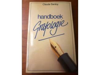 Handboek grafologie - Claude Stantoy