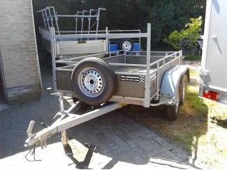 Aanhangwagen 2 as