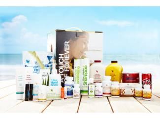 Pure aloe vera producten voor gezondheid en schoonheid