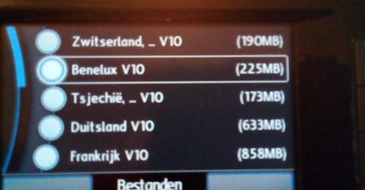 V10 Rns 310
