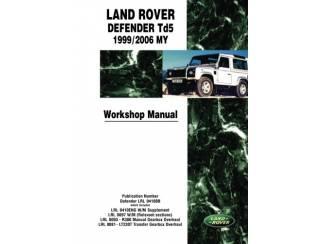 LAND ROVER / RANGE ROVER WIS Werkplaats Manuals alle modellen