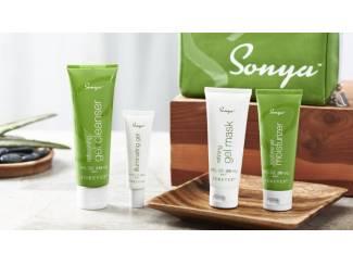 NIEUW: Sonya daily skincare system