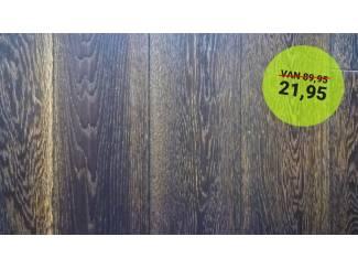 Leegverkoop eiken houten parket vloeren
