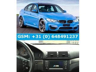 BMW MKI MKII MKIII MKIV VDO DAYTON 2016 Navigatie Europa