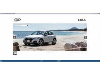 ETKA 8 (06.2018) Onderdelenprogramma Partsnummers en prijzen AUDI