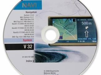 BMW V32 Firmware Update dvd voor de BMW HIGH systemen