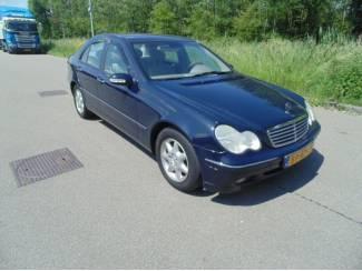 Mercedes-Benz C-klasse 220 CDI Elegance mercedes c220 cdi el