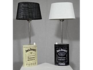 Exclusieve design verlichting - Jack Daniels lampen