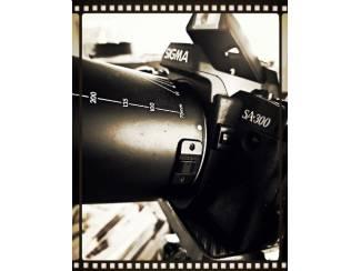 Exclusieve design verlichting - Sigma SA 300 Cameralamp statief