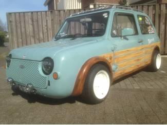 Unieke One-Off Nissan Pao Woody
