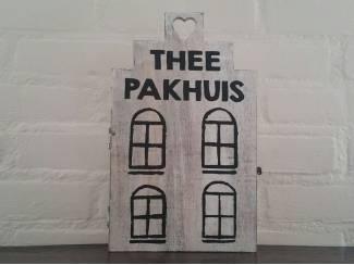 Theedoos als theepakhuis