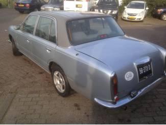 Bentley Japanse Bentley kloon: de Mitsuoka Galue