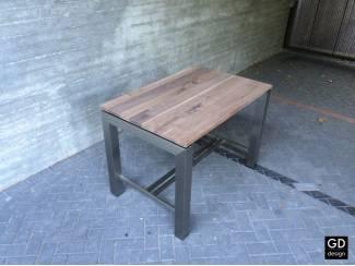 Stel uw eigen rvs design bartafel samen!
